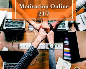 Motivación Online  24/7